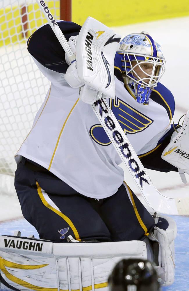 Tarasenko's SO goal gives Blues win over Stars