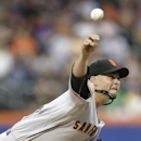 Vogelsong stifles Mets in Gaints' 5-1 win The Associated Press