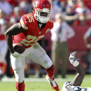 Jets concerned about Chiefs, Charles The Associated Press