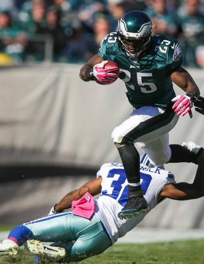 McCoy looks to rebound after poor game