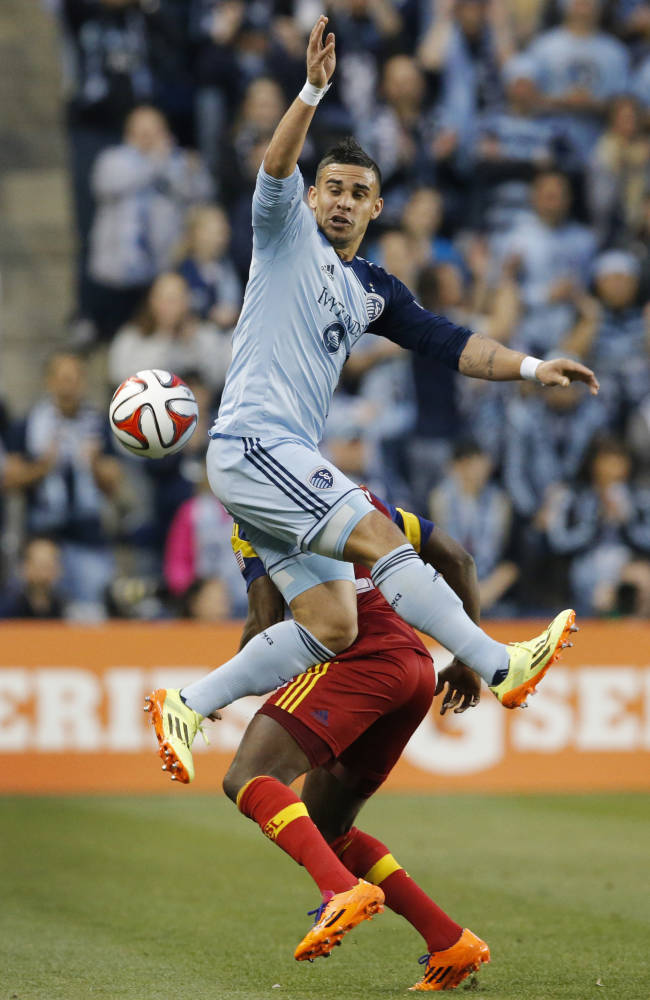 RSL's Attinella makes 9 saves in 0-0 tie with KC