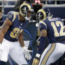 Rams surprise Manning, Broncos 22-7 The Associated Press
