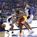 James Harden scores 31, Rockets down Magic 101-89 The Associated Press