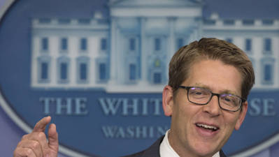 White House Spokesman Responds to Fake Signer