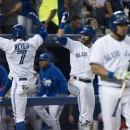 Navarro, Reyes homer as Blue Jays beat Red Sox 7-3 The Associated Press