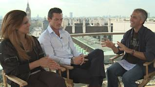 Luke Evans and Gina Carano Talk 'Fast and Furious 6': How Does The Franchise...