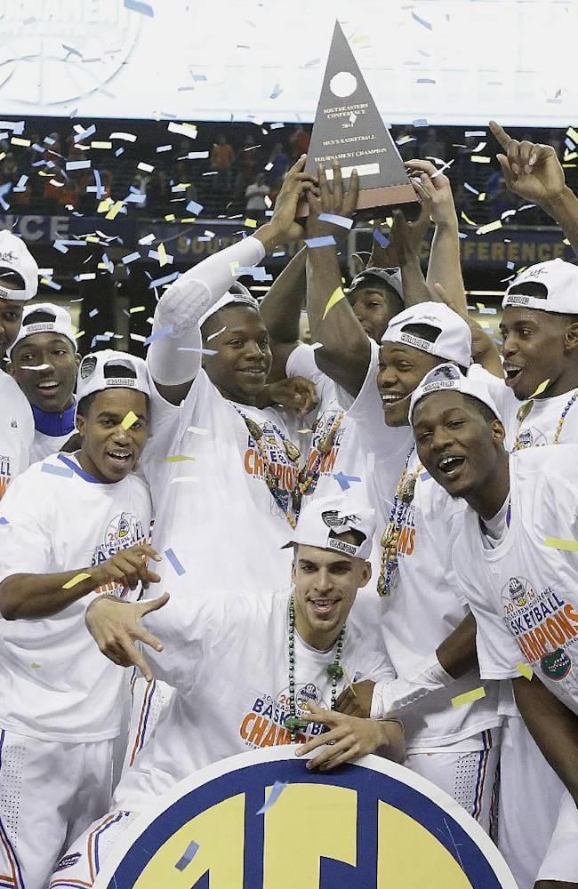 SEC tabs St Louis, Tampa for men's hoops tourney