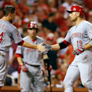 Votto's shot, Leake's arm pace Reds past Cardinals 4-0 The Associated Press