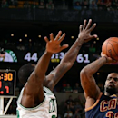 Cavs lose Love to injury but sweep Celts with 101-93 victory The Associated Press