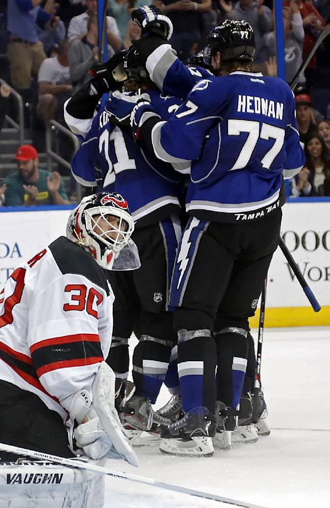 Devils in trouble after lost weekend in Florida