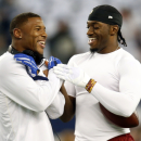 Full practice for Redskins' RG3, could play Sunday The Associated Press