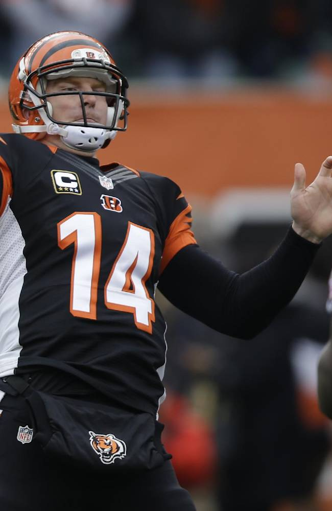 Dalton the focus as Bengals try to end drought