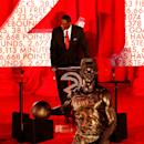 Atlanta Hawks Unveil Dominique Wilkins Statue Getty Images