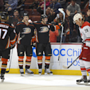 Getzlaf scores in OT, and Ducks rally past Hurricanes, 5-4 The Associated Press