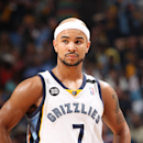 MEMPHIS, TN - MAY 25: Jerryd Bayless #7 of the Memphis Grizzlies during the game against the San Antonio Spurs in Game Three of the Western Conference Finals during the 2013 NBA Playoffs on May 25, 2013 at FedExForum in Memphis, Tennessee