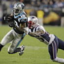 Ted Ginn Jr. rejuvenating NFL career in Carolina The Associated Press