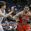 Augustin, Noah lead Bulls over Wolves, 102-87 The Associated Press