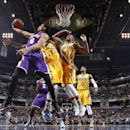 Los Angeles Lakers v Indiana Pacers Getty Images