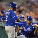 Rangers win 7th straight, rout AL-best Angels 12-3 The Associated Press