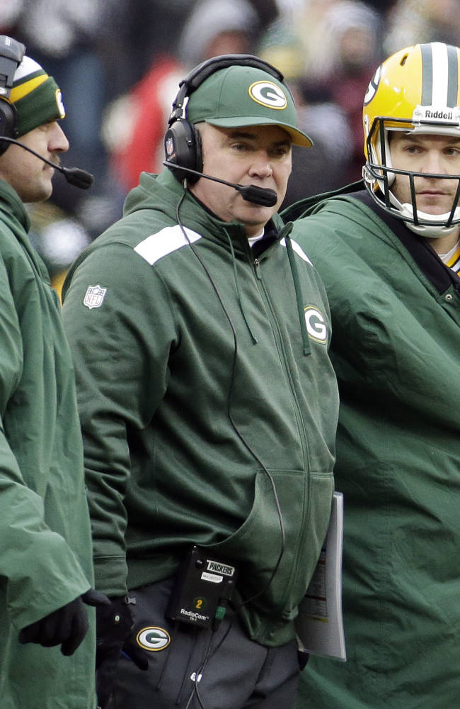 Packers unsure of QB for game against Lions