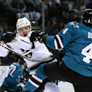 Los Angeles Kings v San Jose Sharks - Game Four Getty Images
