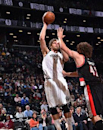 Brook Lopez scores 32, Nets beat short-handed Blazers The Associated Press