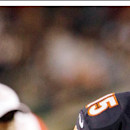 Brandon Marshall, is that the linebacker or the receiver? The Associated Press