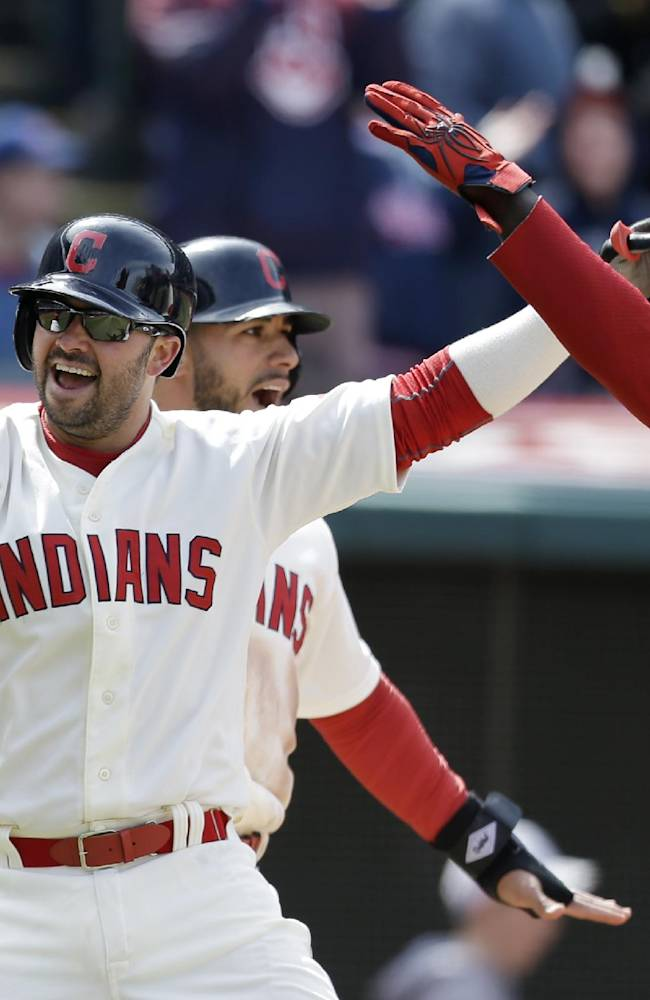 Twins outslug Indians 10-7