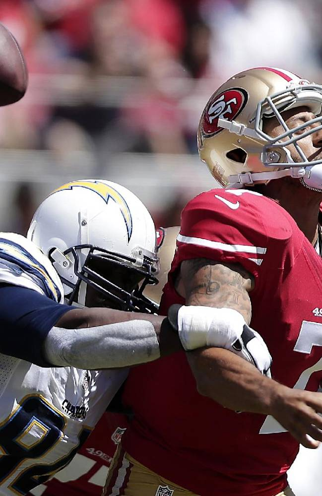 49ers beat Chargers for first Levi's Stadium win