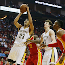 New Orleans Pelicans v Houston Rockets Getty Images