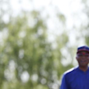 Seahawks QB Russell Wilson works out with Texas Rangers The Associated Press