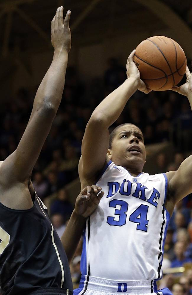 Parker, No. 11 Duke rout Wake Forest, 83-63