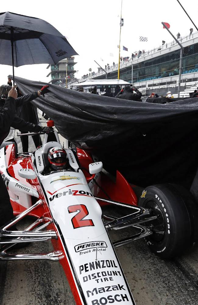 Indy 500 injects drama back into qualifying