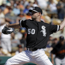 Confident Danks returns to Sox rotation photo