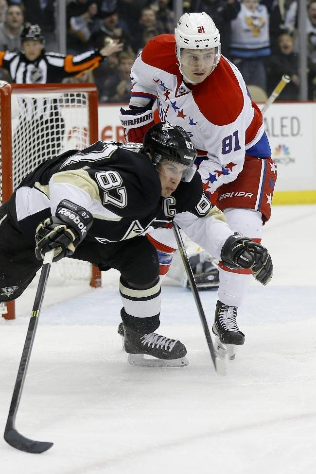 Capitals re-sign D Dmitry Orlov for $4M, 2 years