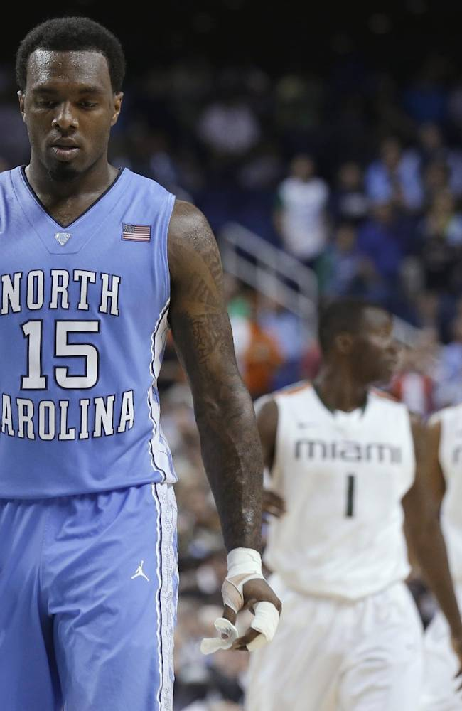 NBDL's Texas legends acquire ex-UNC star Hairston