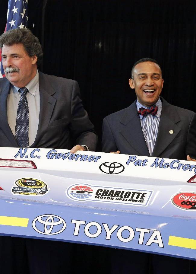 Drivers differ on proposed NASCAR format changes