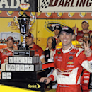 Harvick marks himself a contender with win The Associated Press