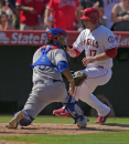 Rua's 9th-inning HR lifts Rangers over Angels 2-1 The Associated Press