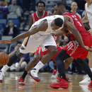 Evans leads Pelicans past Rockets, 105-100 The Associated Press