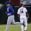 Diamondbacks overcome Rizzo's 2 HRs, beat Cubs 5-4 The Associated Press