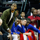 Injured Chris Paul to start Game 3 for Clippers The Associated Press