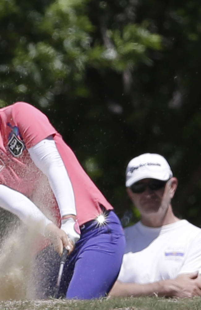 Stacy Lewis from runner-up to runaway LPGA winner