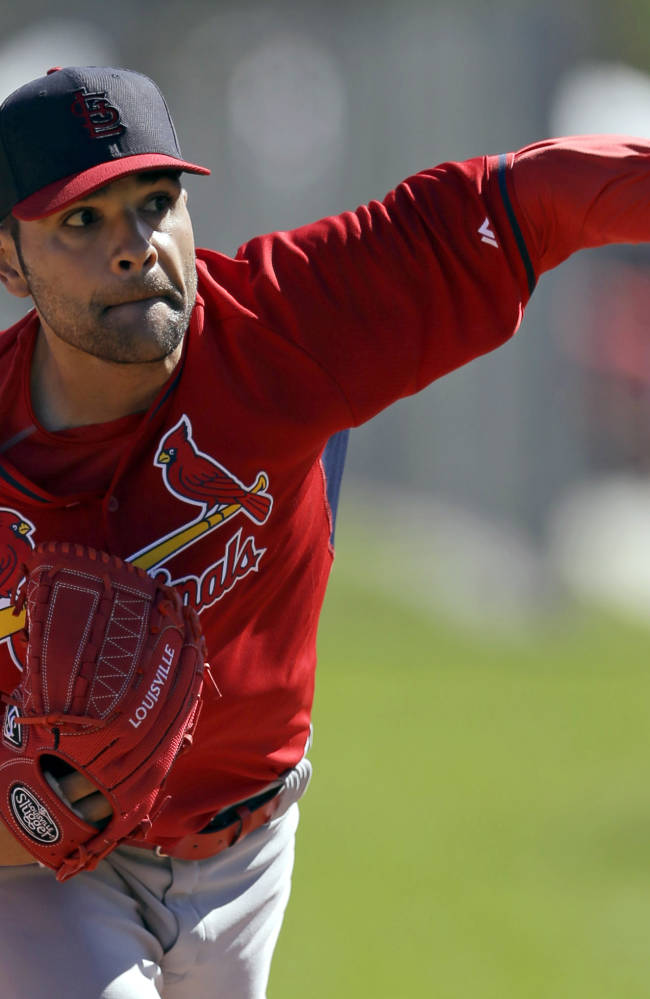 Garcia unlikely to be ready for season's start