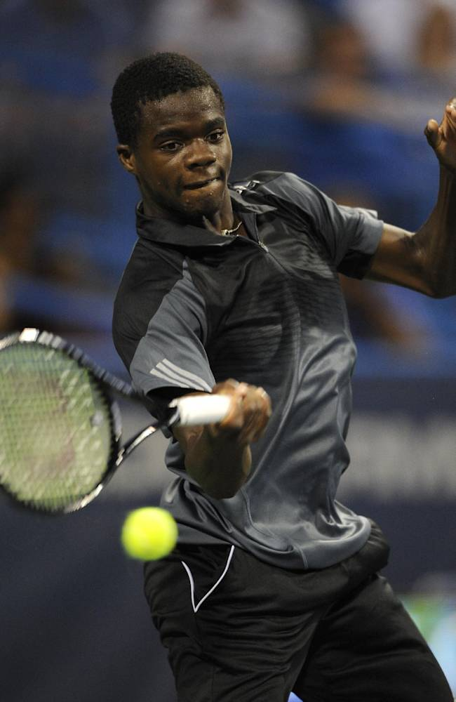 Tiafoe falls in ATP debut