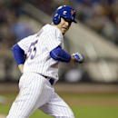 Rookie Conforto, newcomer Johnson help Mets rout Dodgers The Associated Press