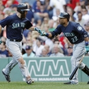 Ackley's 3-run HR sends Mariners past Red Sox 7-3 The Associated Press