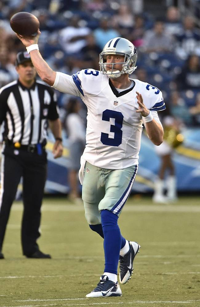 Inman's 70-yard TD catch spurs Bolts over 'Boys