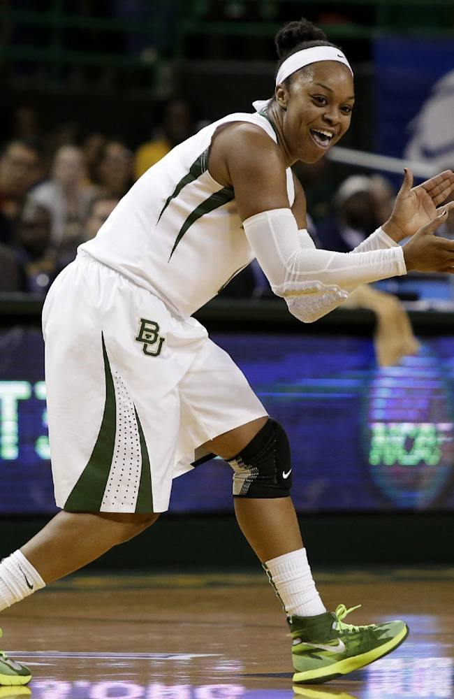 Another sweet season for Sims and Baylor women