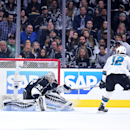 San Jose Sharks v Los Angeles Kings - Game Five Getty Images